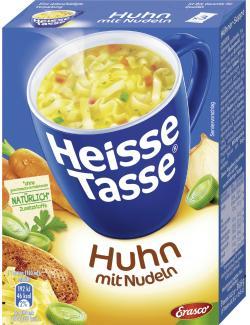 Erasco Heisse Tasse Huhn  - 4013300004605