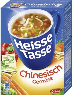 Erasco Heisse Tasse Chinesische Gem�se-Suppe  - 4013300035043