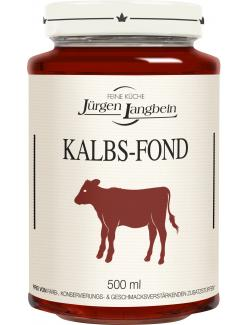 J�rgen Langbein Kalbs-Fond  (500 ml) - 4007680105304
