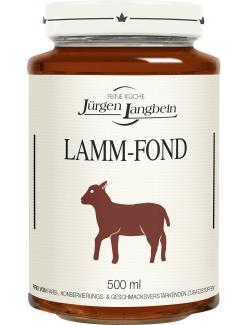 Jürgen Langbein Lamm-Fond  (500 ml) - 4007680105366