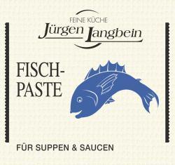 Jürgen Langbein Fisch-Paste  (50 g) - 4007680100033