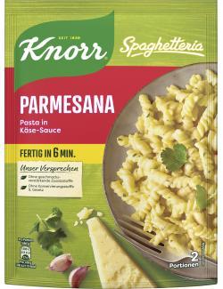 Knorr Spaghetteria Parmesana  (163 g) - 4038700118073