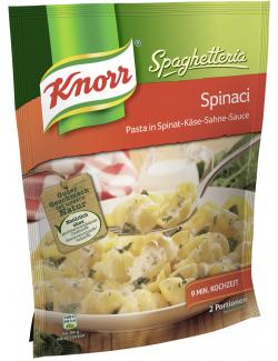 Knorr Spaghetteria Spinaci  (165 g) - 4038700118134