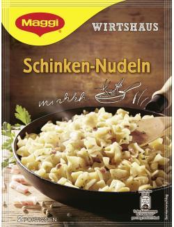 Maggi Wirtshaus Schinken-Nudeln  (172 g) - 4005500339038
