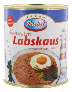 Friebel Hanseaten Labskaus nach Seemannsart  (800 g) - 4017671051503
