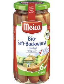 Meica Bio-Saft-Bockwurst  (180 g) - 4000503710204