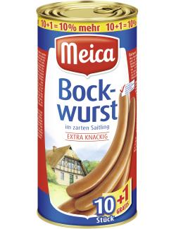 Meica Bockwurst  (990 g) - 4000503113500