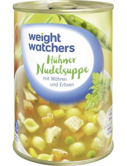 Weight Watchers Hühner Nudelsuppe  (400 ml) - 4002473842459