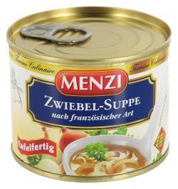 Menzi Zwiebel-Suppe  (200 ml) - 4016900091402