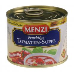Menzi Fruchtige Tomaten-Suppe  (200 ml) - 4016900097404