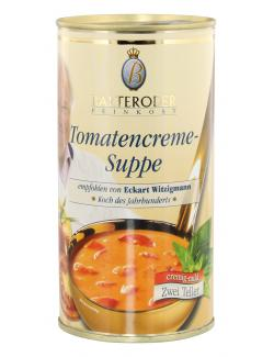 Barteroder Feinkost Tomatencreme-Suppe  (530 ml) - 4008002006668