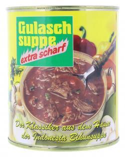 Barteroder Friends Gulaschsuppe extra scharf  (780 ml) - 4008002006309