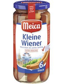Meica Kleine Wiener im Saitling  (6 x 25 g) - 4000503103006