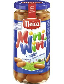 Meica Mini Wini Singles  (60 x 4,33 g) - 4000503121802