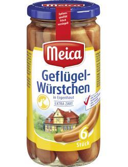 Meica Geflügel-Würstchen  (12 x 180 g) - 4000503148595