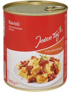 Jeden Tag Ravioli in Bolognesesauce  (800 g) - 4306188043201