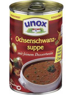 Unox Ochsenschwanzsuppe  (400 ml) - 4013300004018