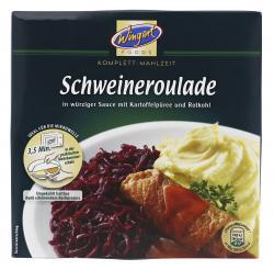 Wingert Foods Schweineroulade  (480 g) - 4044983005207