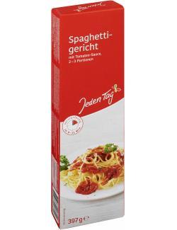 Jeden Tag Spaghetti-Gericht mit Tomaten-Sauce  (397 g) - 4306188047629