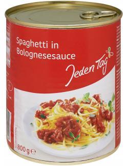 Jeden Tag Spaghetti Bolognese  (800 g) - 4306188047049