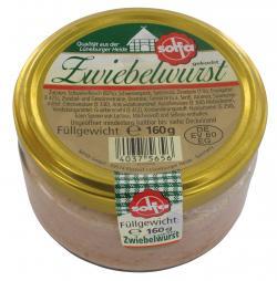 Solfa Zwiebelwurst gekocht  (160 g) - 40375656