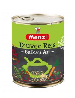 Menzi Djuvec-Reis Balkan-Art  (800 g) - 4016900054100