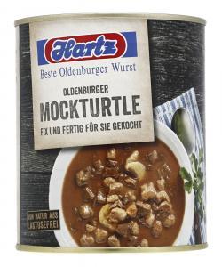 Hartz Mockturtle  (820 g) - 4002027001011