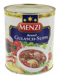 Menzi Kessel Gulasch-Suppe  (800 ml) - 4016900092102