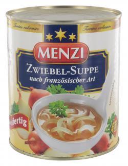 Menzi Zwiebel-Suppe  (800 ml) - 4016900091105