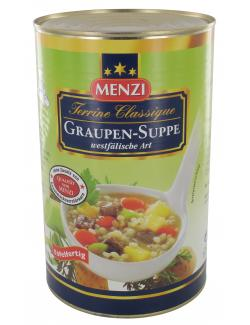 Menzi Graupen-Suppe westfälische Art  (4,20 l) - 4016900030708