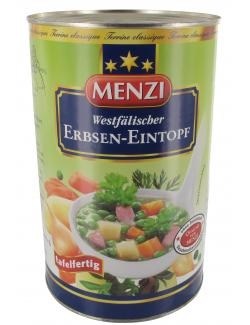 Menzi Westf�lischer Erbsen-Eintopf  (4,20 kg) - 4016900051703
