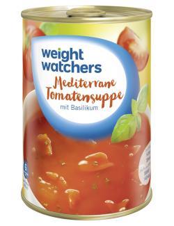 Weight Watchers Mediterrane Tomatensuppe  (400 ml) - 4002473843456