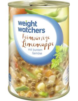 Weight Watchers Feinw�rzige Linsensuppe  (400 ml) - 4002473975454