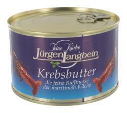 J�rgen Langbein Krebsbutter  (380 g) - 4007680104901
