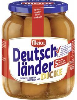 Meica Deutschl�nder Dicke  (5 x 72 g) - 4000503119403