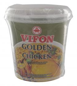 Vifon Instantnudelsuppe Goldenes H�hnchen mild  (60 g) - 8934561241973
