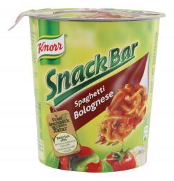 Knorr Snack Bar Spaghetti Bolognese  (66 g) - 8712566280629