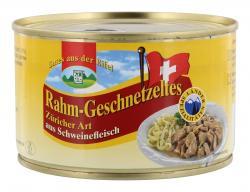 Eifel Rahm-Geschnetzeltes Züricher Art  (400 g) - 4003473020601