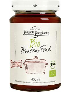 J�rgen Langbein Bio Braten-Fond  (400 ml) - 4007680106707
