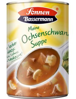 Sonnen Bassermann Meine Ochsenschwanz Suppe  (400 ml) - 4008585102368