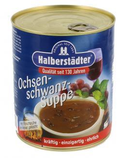 Halberstädter Ochsenschwanz-Suppe  (800 g) - 4012682015131