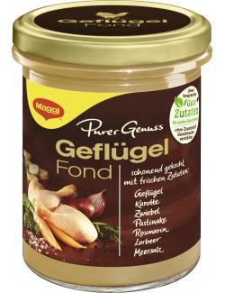 Maggi Gefl�gel Fond  (380 ml) - 7613034880642