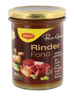 Maggi Rind Fond  (380 ml) - 7613034880680