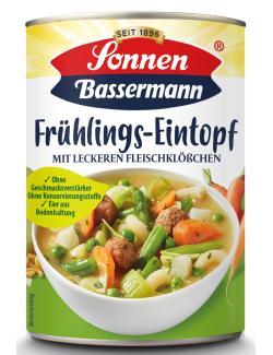 Sonnen Bassermann Mein Frühlingstopf mit leckeren Fleischklößchen  (400 g) - 4002473961457