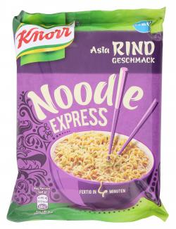 Knorr Asia Noodle Express Rind  (57 g) - 8712100816444