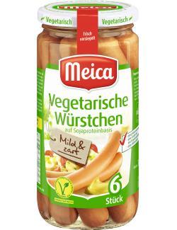 Meica Vegetarische Wiener  (200 g) - 4000503104409