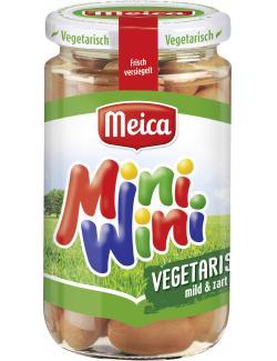 Meica Mini Wini vegetarisch  (180 g) - 4000503104508