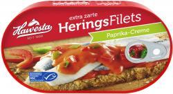 Hawesta Heringsfilets in Paprika-Creme  (200 g) - 4006922001503