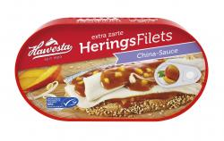 Hawesta Heringsfilets in China-Sauce  (200 g) - 4006922001701