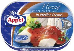 Appel Heringsfilets in Pfeffer-Creme  (200 g) - 4020500966091